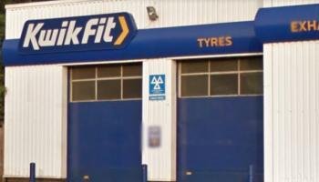 Kwik Fit revenues and profits fall