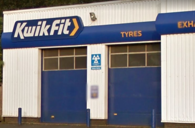 Kwik Fit revenues and profits fall