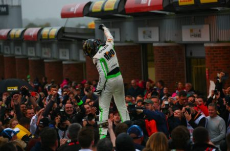 Rob Austin claims outright victory at Brands Hatch Grand Prix Circuit