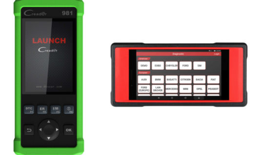 Launch UK brings CR-Series diagnostics to UK's aftermarket