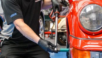 Keep bodywork safe with extra-long alloy wheel nut sockets from Laser Tools