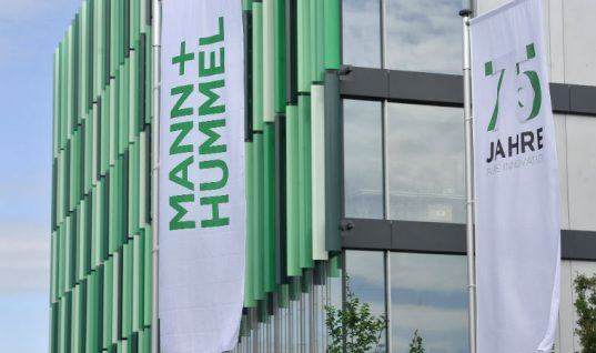 MANN+HUMMEL's highest ever turnover in 2019 puts it in strong position to face COVID-19 effects