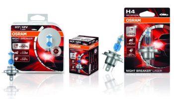 Review OSRAM's Night Breaker Laser range