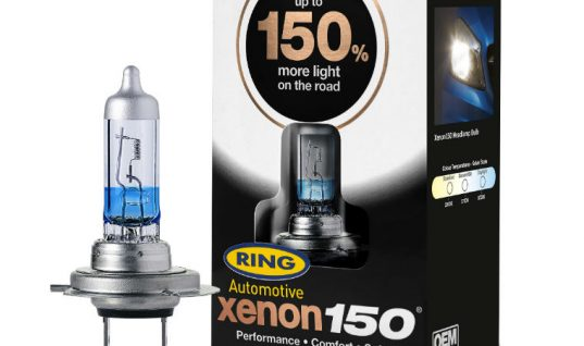 Video: Xenon150 from Ring Automotive produces 150 per cent more light on road