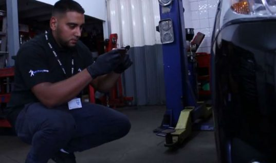Video: Garage owner has his say on Servicing Stop