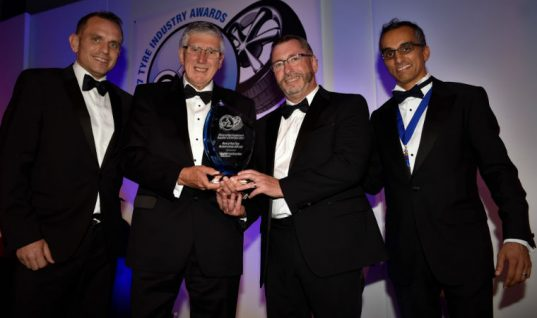 REMA TIP TOP make it four in a row at NTDA Awards