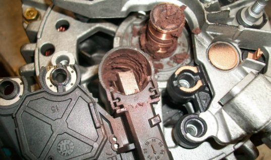 Starter motor and alternator failures attributed to fluid contamination is on the rise
