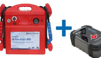 Free Accu-Smart battery charger deal from Sykes-Pickavant