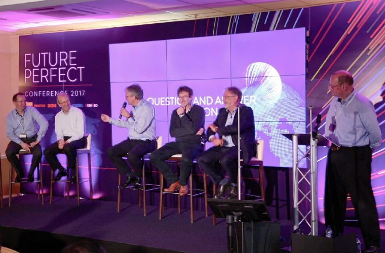 Exclusive 'Future Perfect' trade event debut draws international attendance