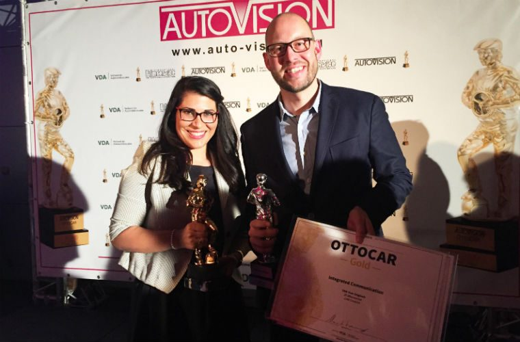 Video: TRW campaign achieves double win at film and multimedia festival