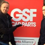 GSF Car Parts branch upgrade gets TV thumbs up