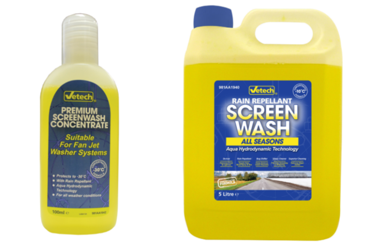 Latest screen wash promotions at GSF Car Parts