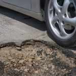 Councils fork out millions in compensation for vehicle pothole damage
