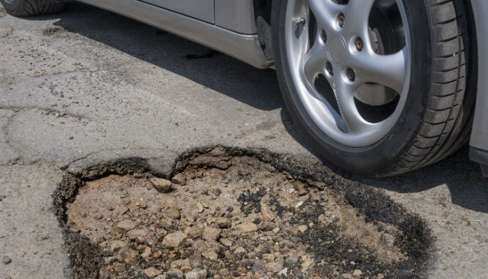 "Calls for action as UK roads continue to ""destroy"" suspension components"