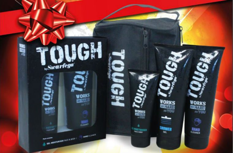 Clean up this Christmas with TOUGH by Swarfega gift bags