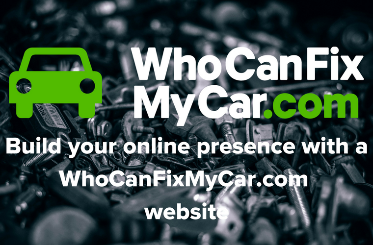 "WhoCanFixMyCar launches garage ""website builder"""