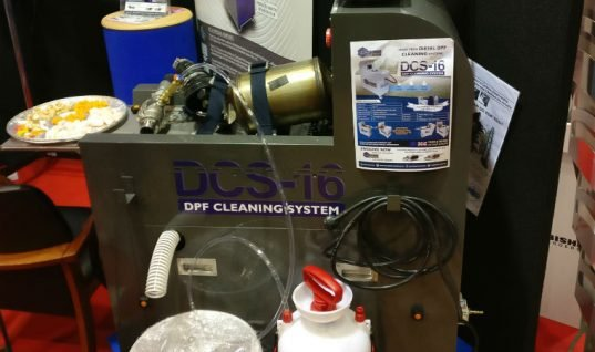 "Carbon Clean reveal ""DCS-16"" at Mechanex Sandown"