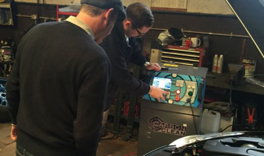 Carbon Clean welcomes Blacksmiths Garage to network