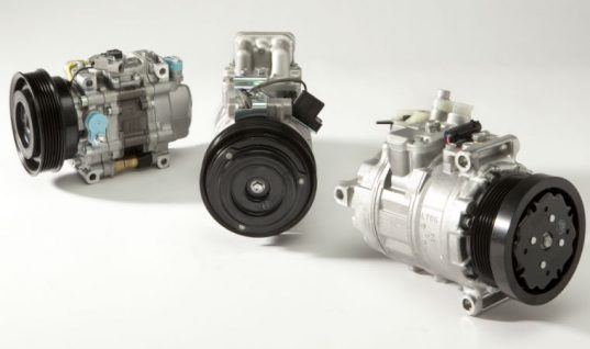 DENSO expands air con compressor range for Porsche, Merc and Toyota
