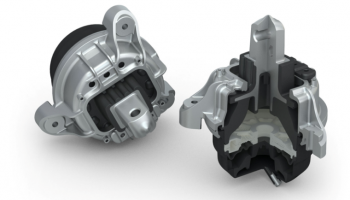 Corteco boosts engine mount range for high performance VAG and PSA engines