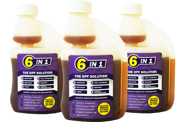 Review this 6-in-1 DPF solution for Garage Wire Views
