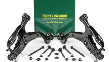 First Line 2017 steering and suspension range