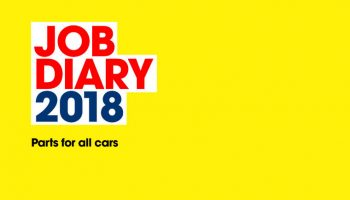 Free job diaries available from GSF Car Parts