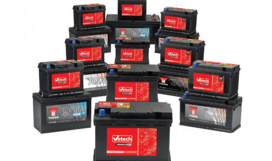 Buy now, pay later on Vetech and Yuasa batteries at GSF Car Parts