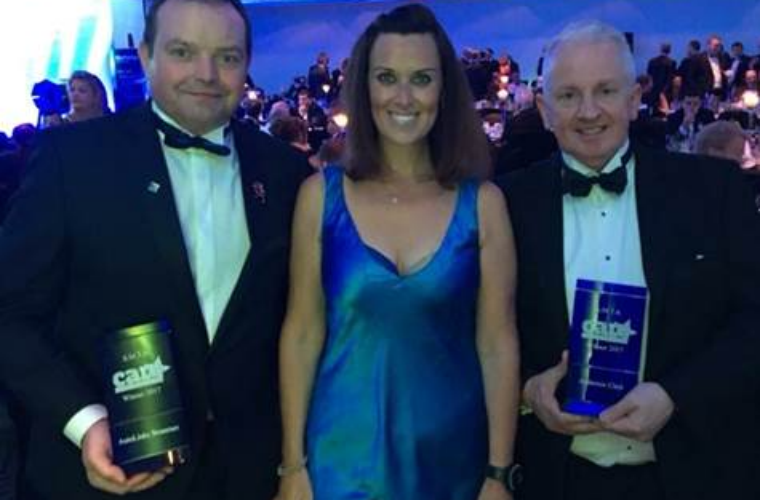 Double win at SMTA Awards for Servicesure garages