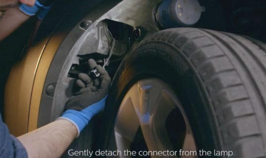 Philips dedicate YouTube channel for headlight replacement support