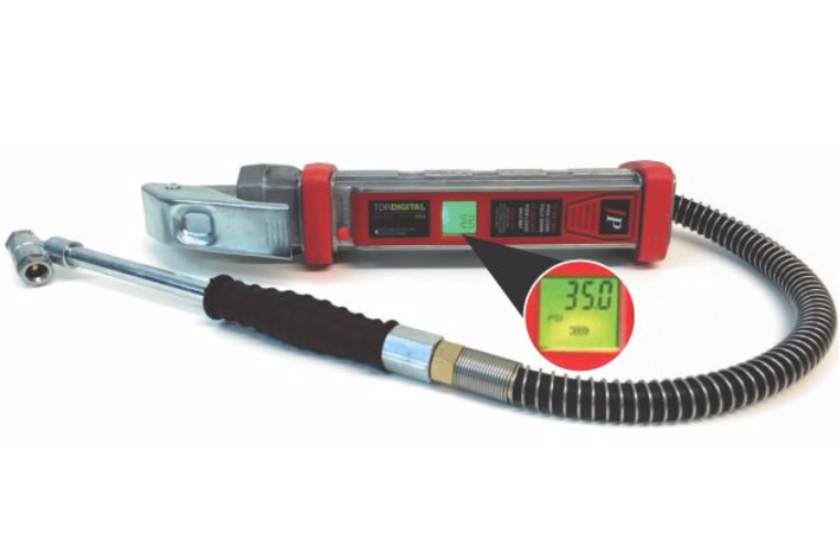 Prosol introduces digital tyre inflator to range
