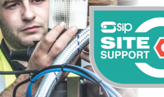 SIP site support plans for piston and screw compressors