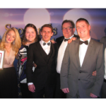 Servicesure garages achieve recognition at Scotlands Business Awards