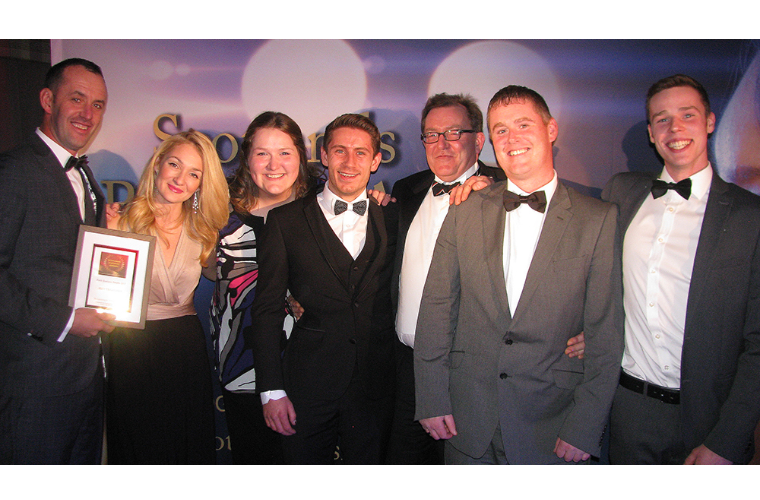 Servicesure garages achieve recognition at Scotlands Business Awards