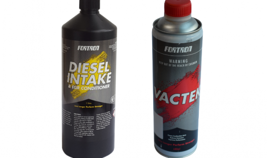 New Fortron fluids for injector max machine from Sykes-Pickavant