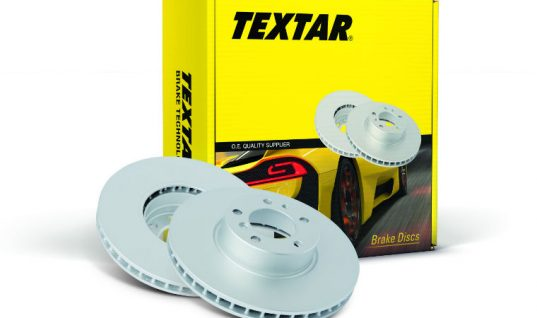 Textar first to market with new Renault Megane Grandtour brake discs