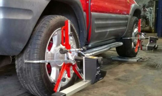 Get a free Vamag wheel alignment technician for a day