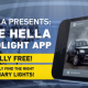 Real-time auxiliary light fitting made easier with latest HELLA app