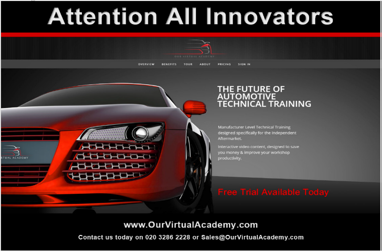Exclusive Parts Alliance training with Our Virtual Academy