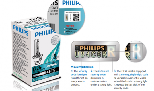 Philips wins battle against fake aftermarket products