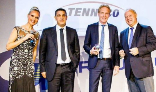 "GROUPAUTO names Tenneco as ""Supplier of the Year"""