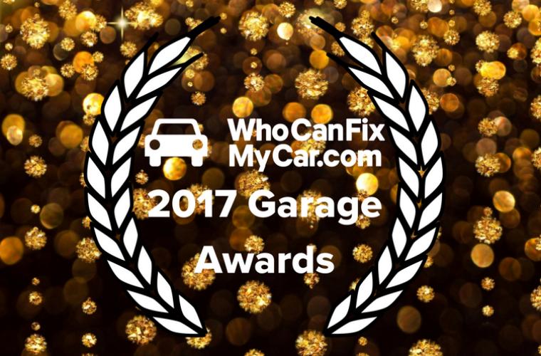 WhoCanFixMyCar.com annual awards nominees announced
