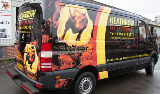 Banner Batteries strikes distribution agreement with Heathrow Battery Company