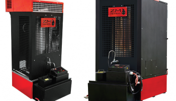 Workplace heating solutions from GSF Car Parts