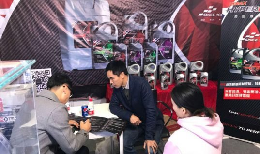 Automechanika Shanghai records most successful year to date
