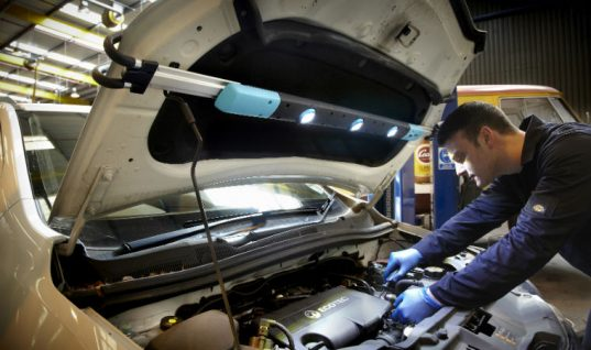 WATCH: Everything you need to know about Ring's first ever under bonnet lamp