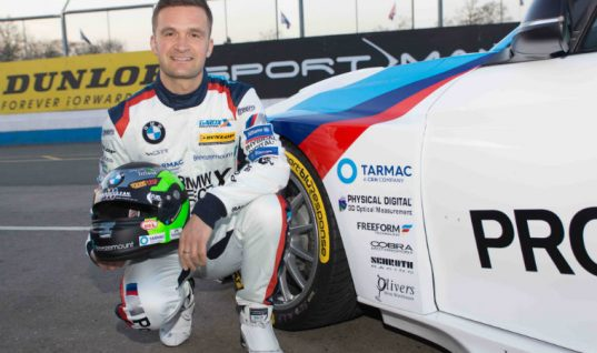 BTCC legend Colin Turkington signs deal with TerraClean in 2018