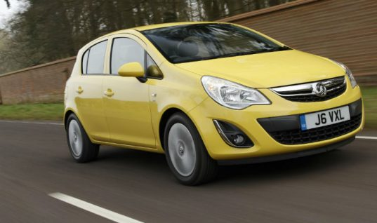 Vauxhall issues warning to Corsa owners over faulty handbrakes