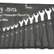 Lifetime guarantee on 14pc combination spanner set from Angry Jester
