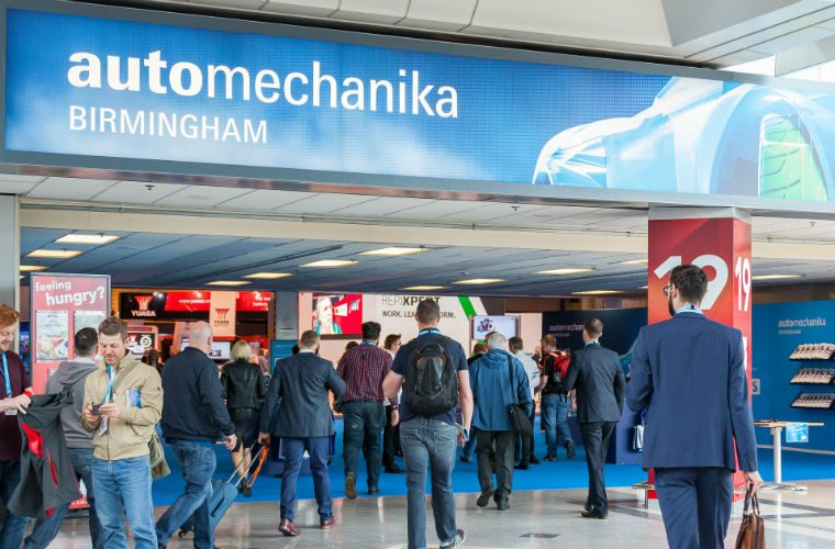 More than 500 exhibitors expected for Automechanika Birmingham 2018